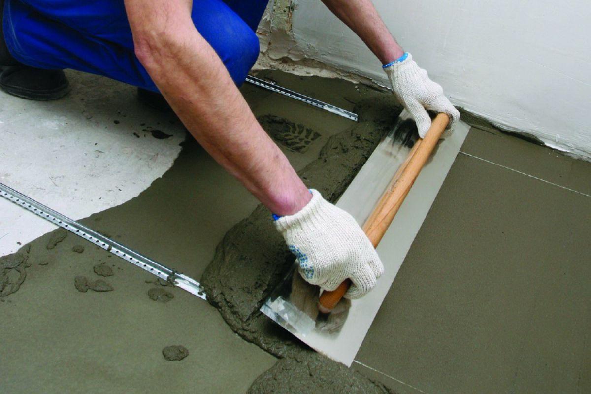 Выравнивать бетон готовый керамзитобетон